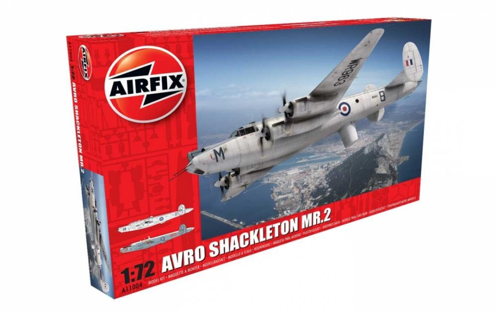 Avro Shackleton MR2 1/72