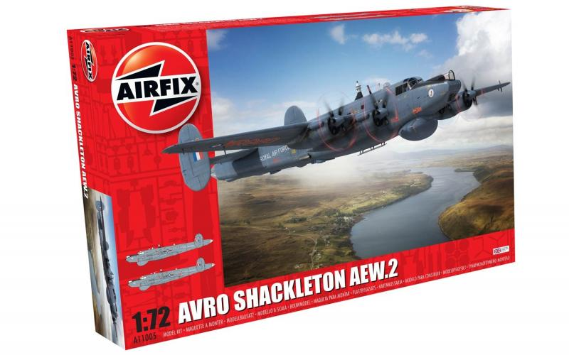 Avro Shackleton AEW.2 1/72