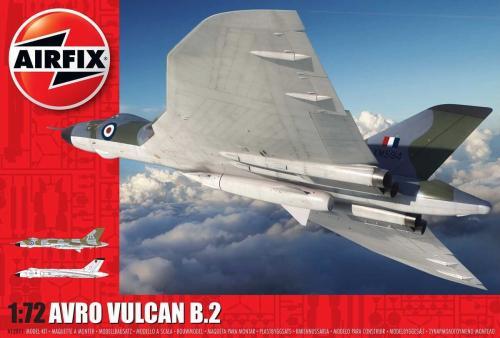 Avro Vulcan B.2 1/72