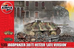 JagdPanzer 38 tonne Hetzer, Late Version 1/35