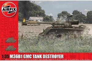 M36B1 GMC (U.S. Army) 1/35