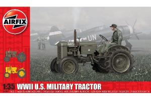 WWII U.S. MILITARY TRACTOR 1/35
