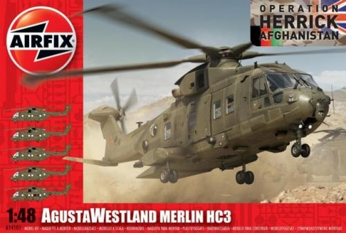 Agusta Westland Merlin HC3 1/48