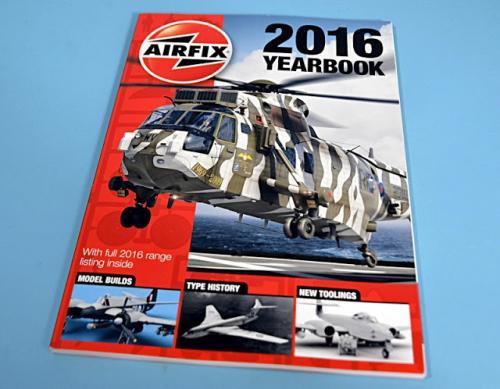 2016 Airfix Year Book