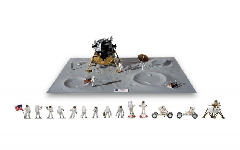 One Step for Man... 50th Anniversary of Apollo 11 Moon Landing 1/72