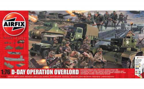 D-Day 75th Anniversary Operation Overlord Set 1/76