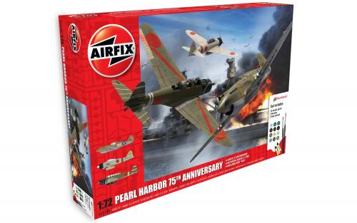 Pearl Harbor - 75th Anniversary Gift Set 1/72