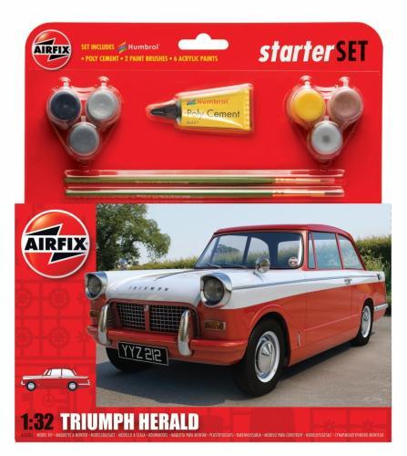 Triumph Herald Starter Set 1/32