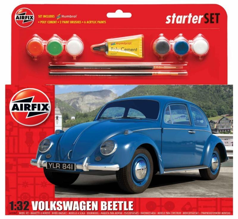 Volkswagen Bubbla Starter Set 1/32