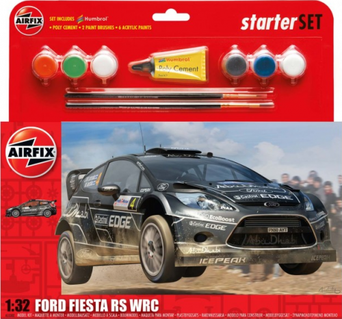Ford Fiesta RS WRC Starterset 1/32