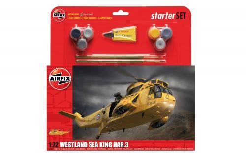 Westland Sea King HAR.3 Starter Set 1/72