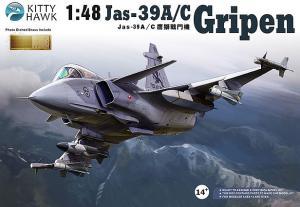 Jas-39A/C Gripen 1/48