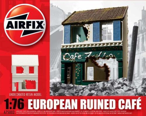 European Ruined Cafe 1/76