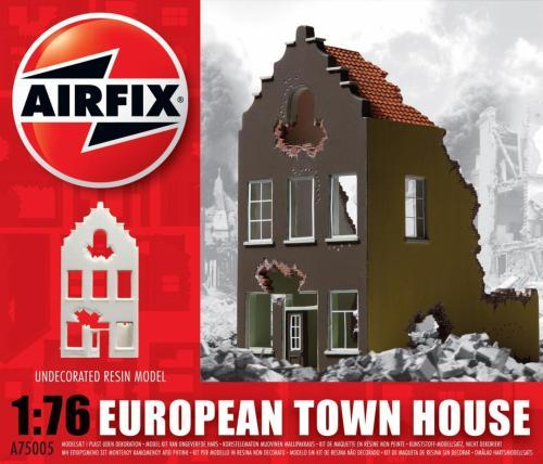 European Town House 1/76