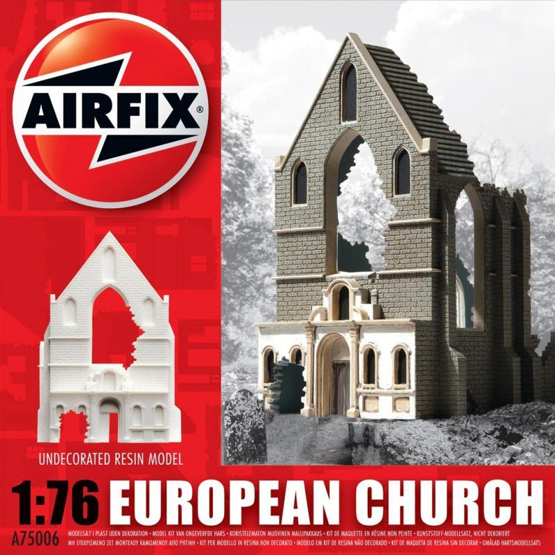 European Church 1/76