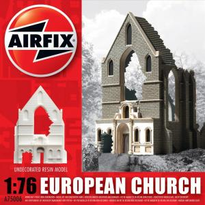 European Church 1/76