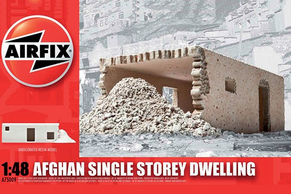 Afghan Single Storey Dwelling 1/48