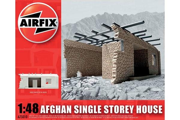 Afghan Single Storey House 1/48