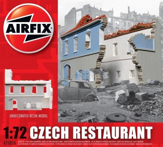 Czech Restaurant 1/72