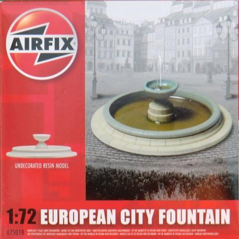 European City Fountain 1/72