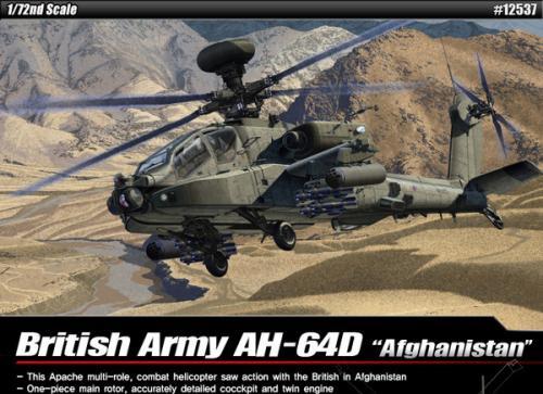 "Ah-64D Royal Army ""Afganistan"" 1/72"
