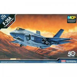 """F-35A """"Seven Nation AF"""" (Decal NO) 1/72"""