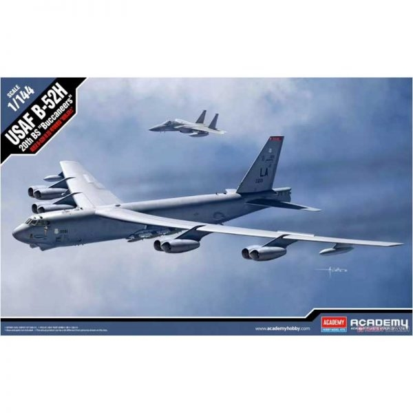 """B-52H Stratofortress 20th BS """"Buccaneers"""" 1/144"""