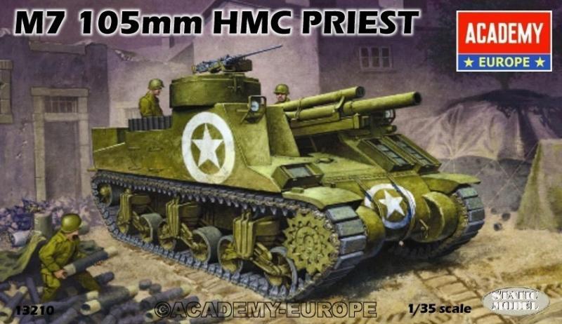 M7 PRIEST 1/35