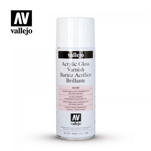 Acrylic Gloss Varnish Spray 400ml