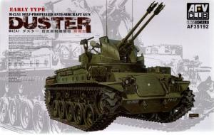 M42A1 Duster (Early Type) 1/35