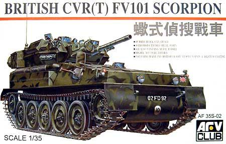 CVR(T) FV101 Scorpion 1/35