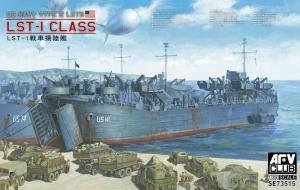 LST-1 Class 1/350