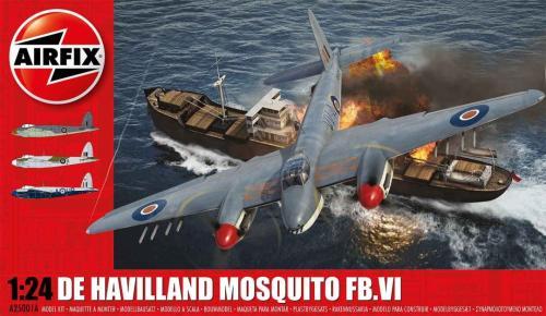 De Havilland Mosquito FBVI 1/24