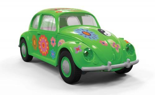 """QUICK BUILD VW Beetle """"Flower Power"""""""
