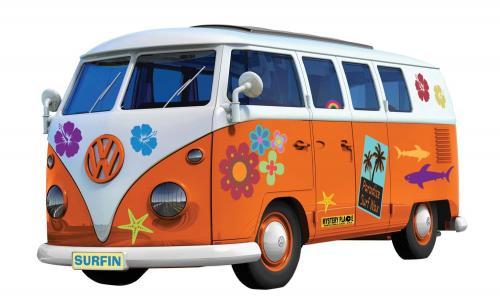 """QUICK BUILD VW Camper Van """"Surfin"""""""