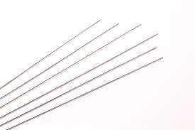 Piano Wire 2 mm, 1000 mm lenght, 4 pieces