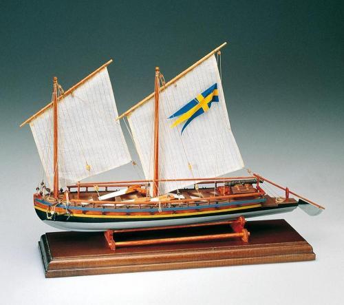 Swedish Gunboat