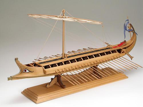 Greek Bireme 1/35