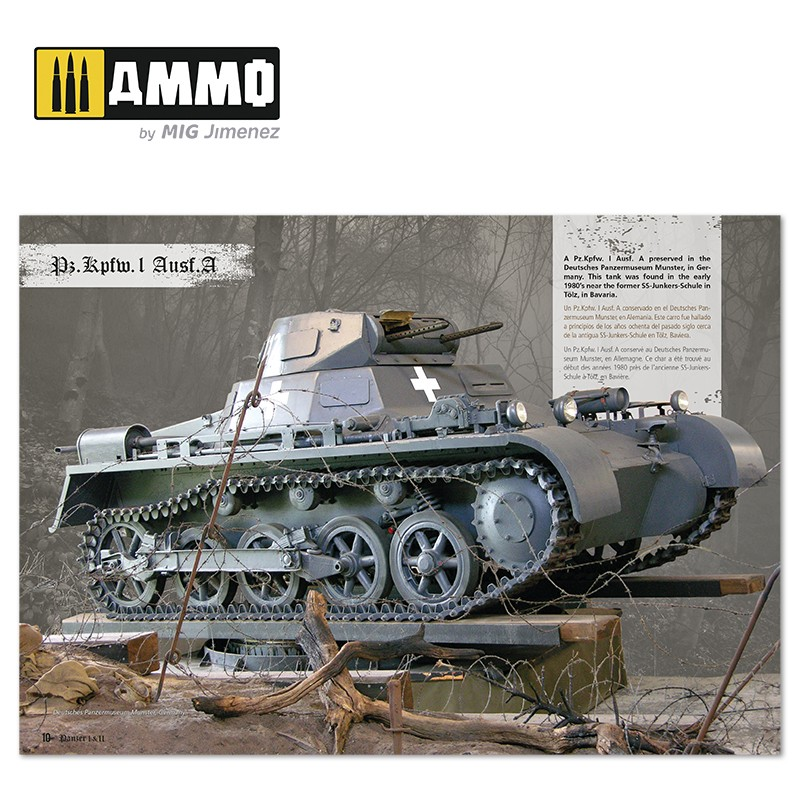 PANZER I & II (Multilingual)