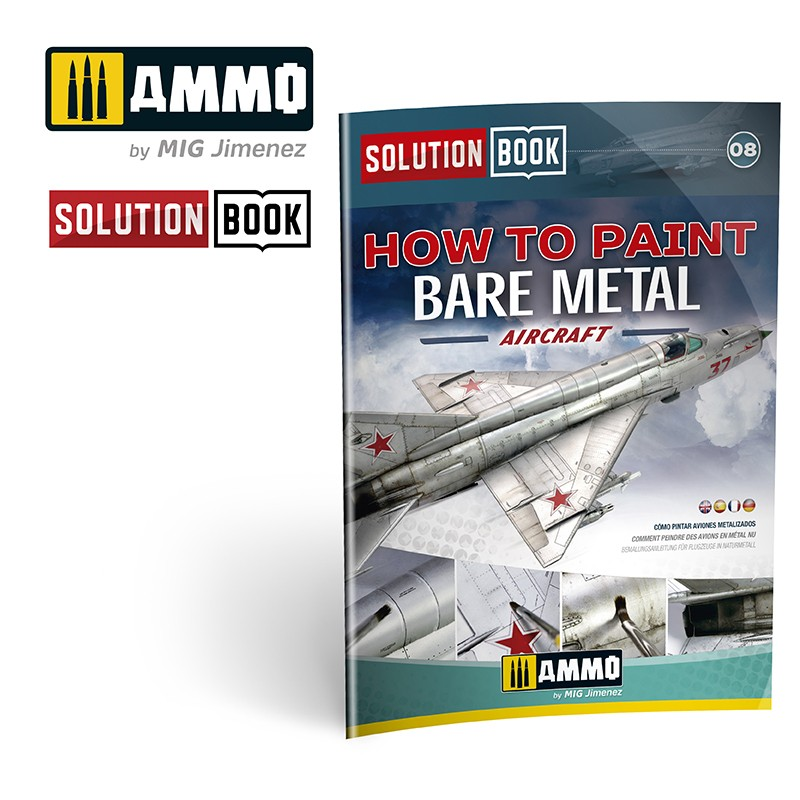 How to Paint Bare Metal Aircraft - Solutions Book