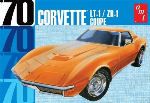 1970 Chevy Corvette Coupe 1/25