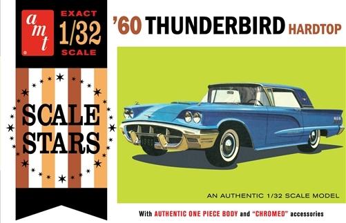 1960 Ford Thunderbird Hardtop 1/35