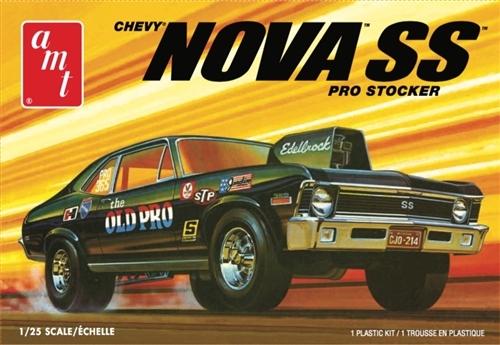 1972 Chevy Nova SS Pro Stocker 1/25