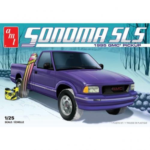 1995 Chevy Sonoma Sls Pick-Up 1/25