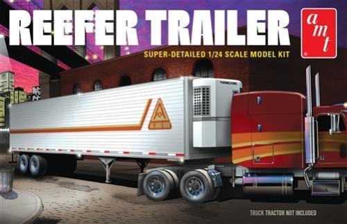 Reefer Semi Trailer 1/24