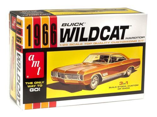 1966 Buick Wildcat 1/25