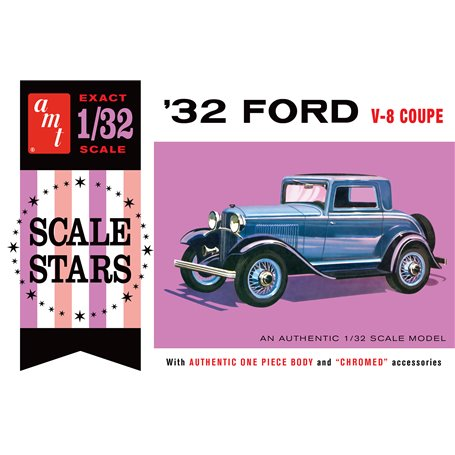 1932 FORD SCALE STARS 1/32