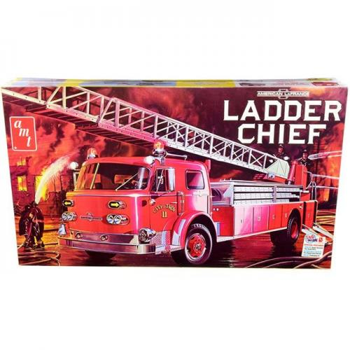 American LaFrance Ladder Chief Fire Truck 1/25