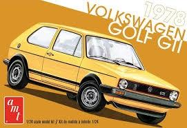 1978 VW Golf GTI 1/24