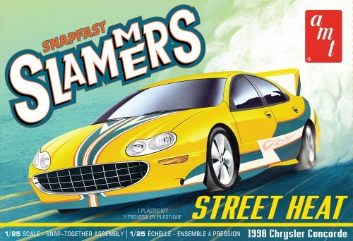 STREET HEAT 1998 CHRYSLER CONCORDE - SLAMMERS - SNAP 1/25